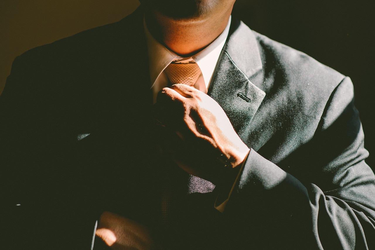 Un dirigeant d'entreprise
