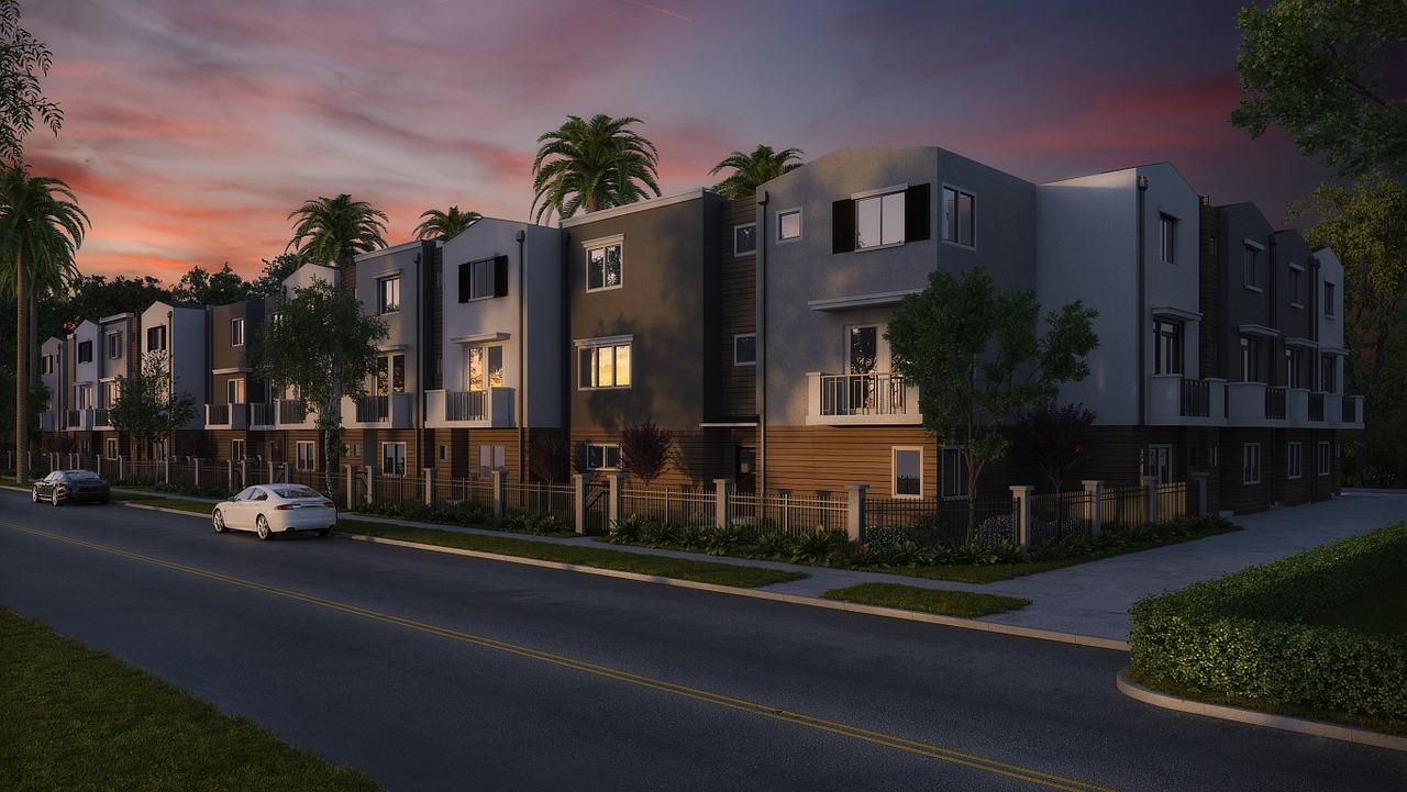 Des appartements à vendre dans le portefeuille d'un agent immobilier